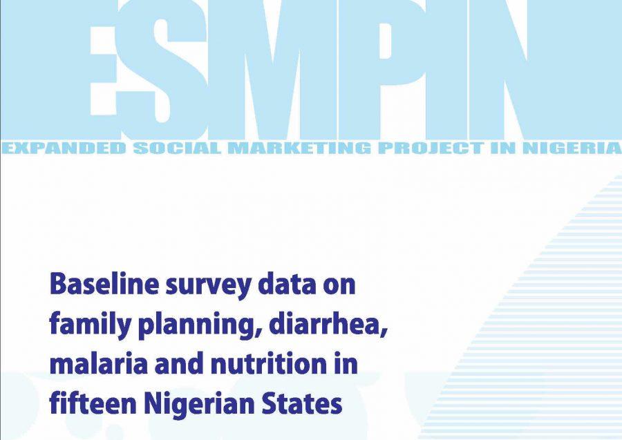 ESMPIN Baseline Report (ESMPIN 2011)