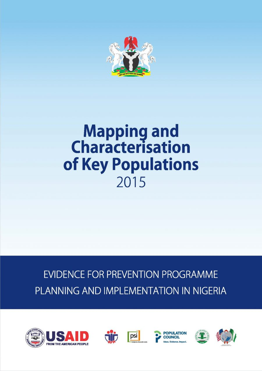 National Mapping & Characterisation Report