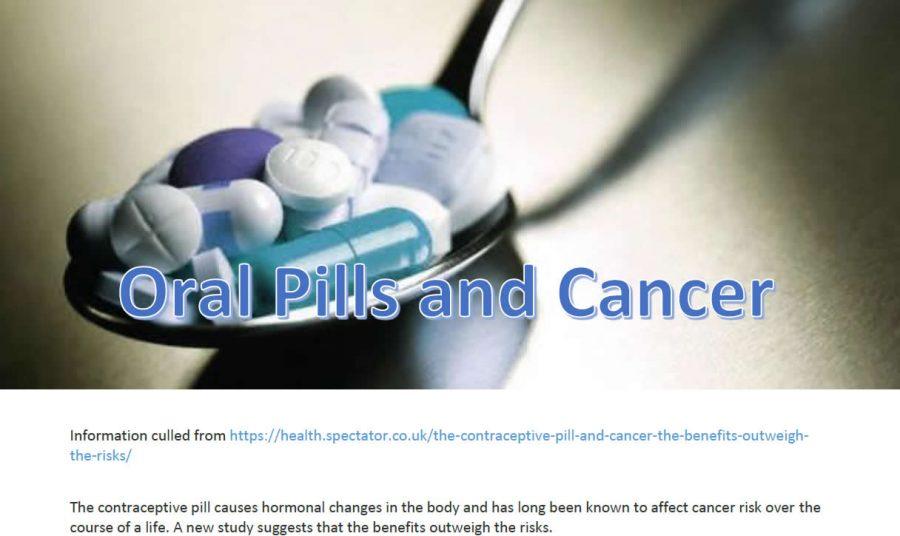 Oral Pills Benefits Outweigh Risks