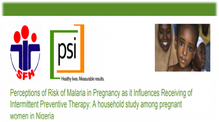 Perceptions of Risks of Malaria among Pregnant Women in Nigeria