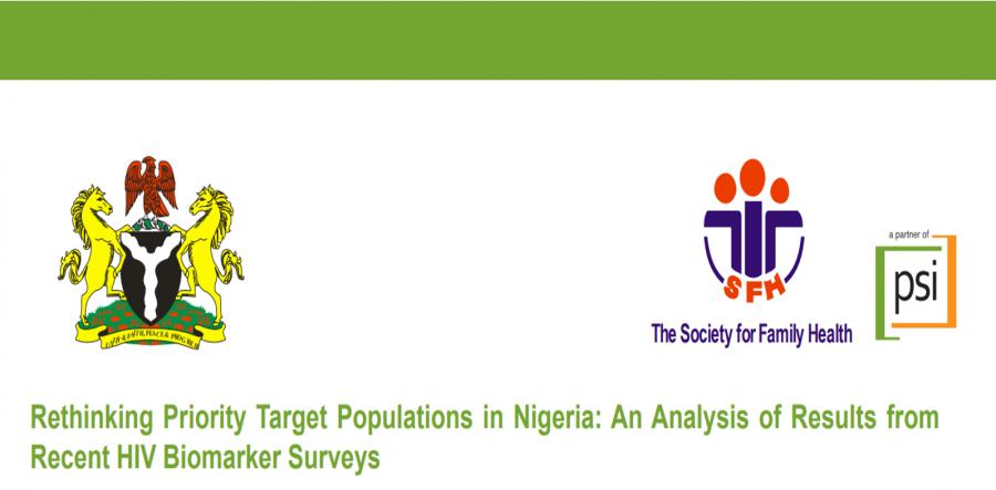 Rethinking Priority HIV Target Populations in Nigeria