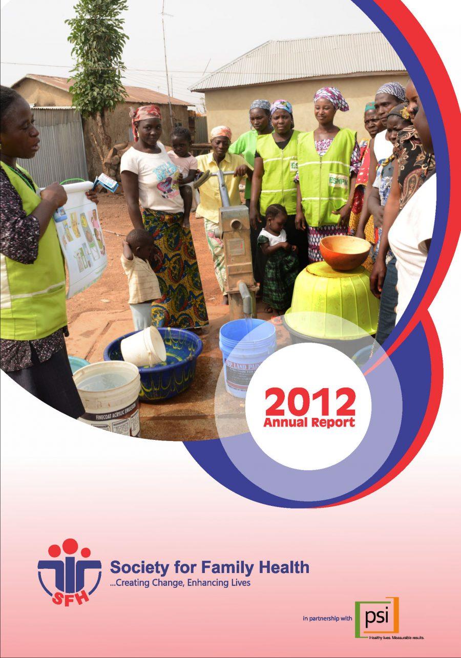 2012 – 2013 Annual Report