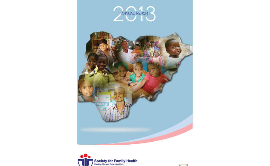 2013 – 2014 Annual Report